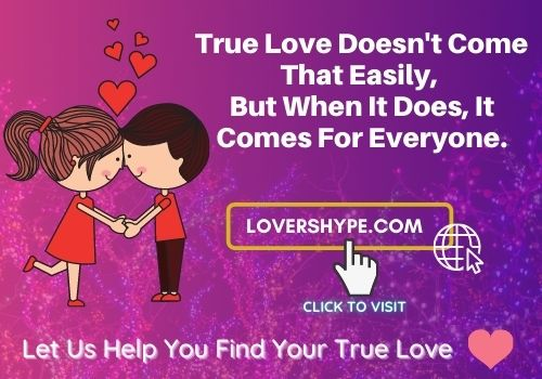 Display Advertisement For Lovershype